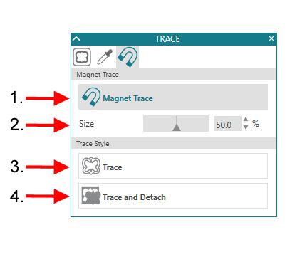 Magnetic Trace Panel copy