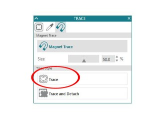 Trace option