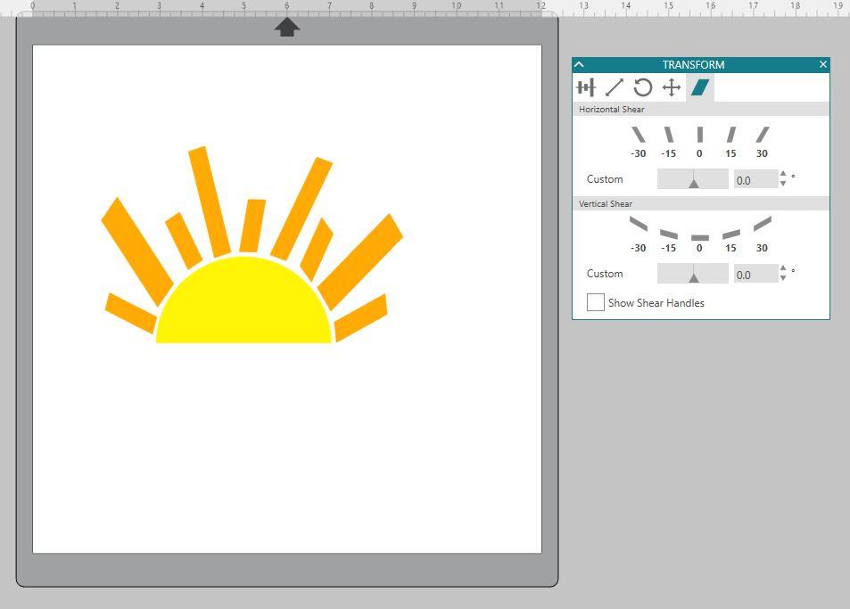 Sun demo