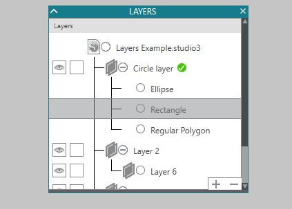 Designs on layers