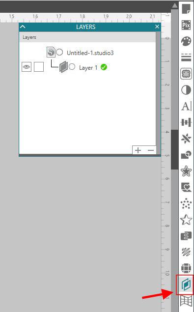 Layers panel copy