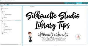 Shape up your Silhouette Library copy