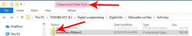 compressed folder icon copy