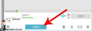send button copy