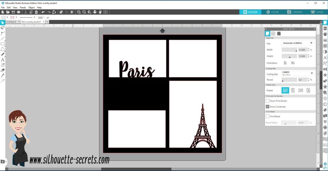 Paris Overlay demo copy