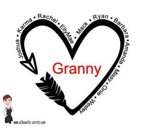 Granny design copy