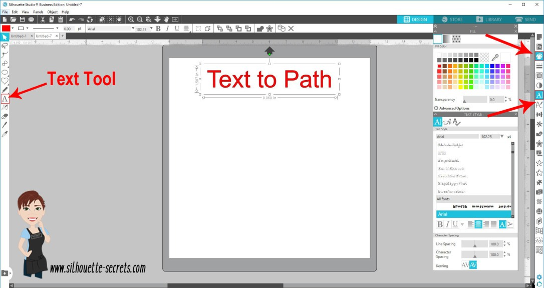 Text to Path 1 copy