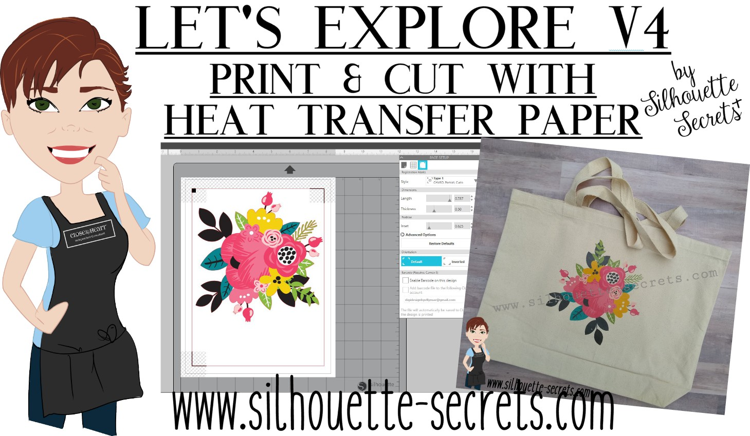 photograph regarding Silhouette Printable Heat Transfer named Printable Warm Move Silhouette Techniques