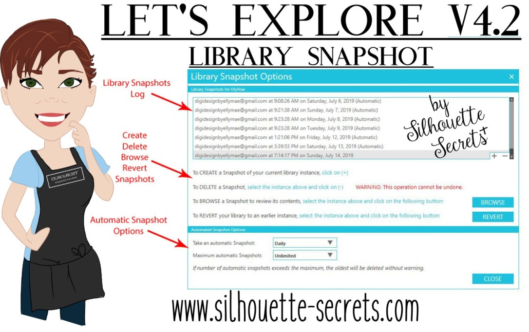Header Library Snapshot