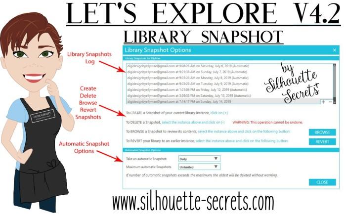 Header Library Snapshot