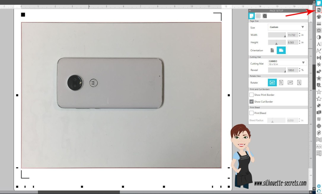 Pixscan screen copy