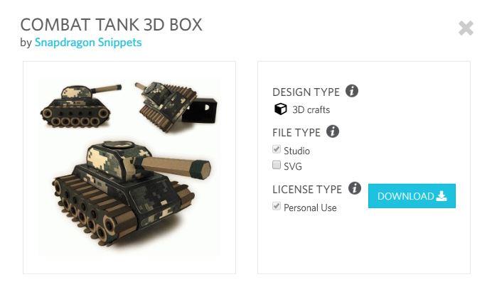 Tank design photo