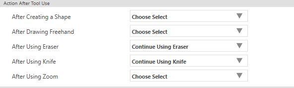 Choose Select