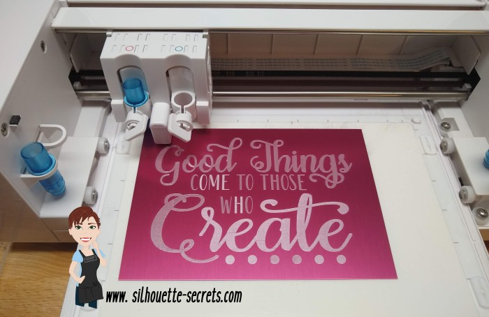Good Things Come to Those Who Create