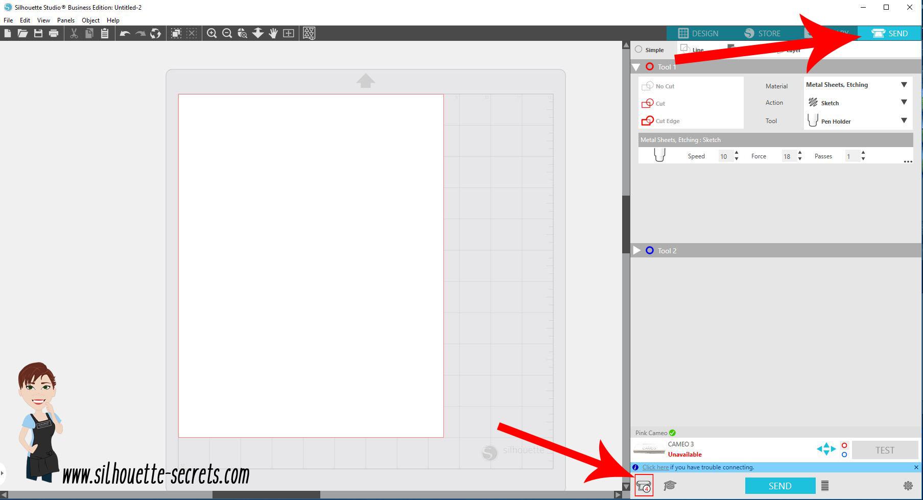 Send tab copy