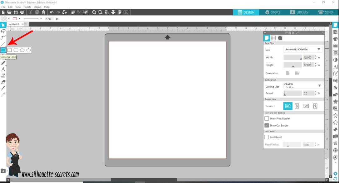Drawing Tools Panel copy