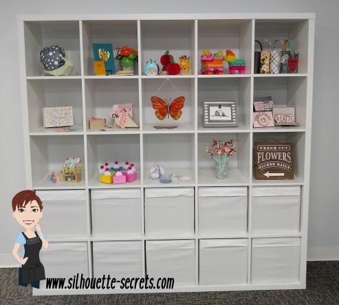 Project shelves copy