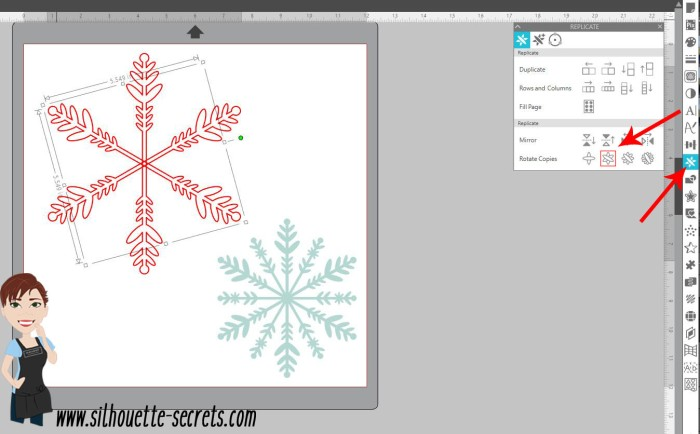 Snowflake Replicate copies copy