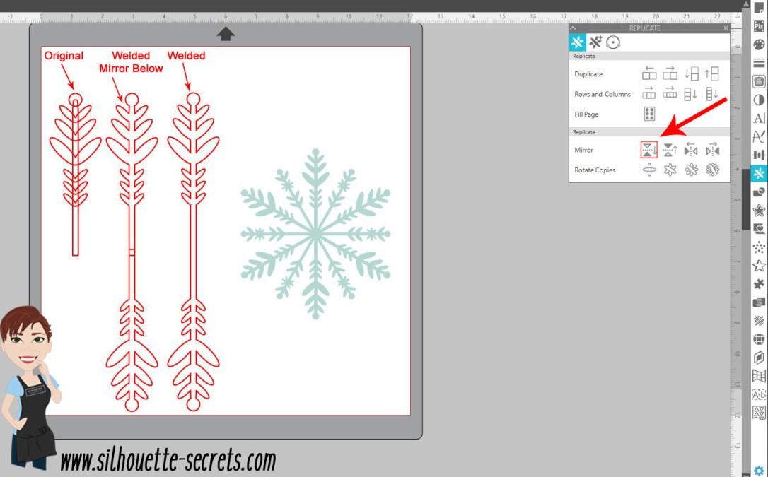 Snowflake welded copy