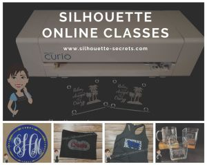Silhouette online classes