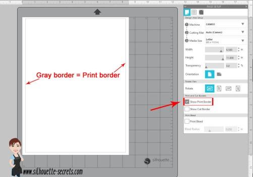 Show Print Border copy