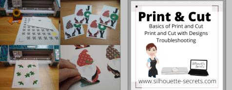 Print & Cut header