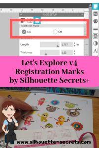 Registration Marks pin