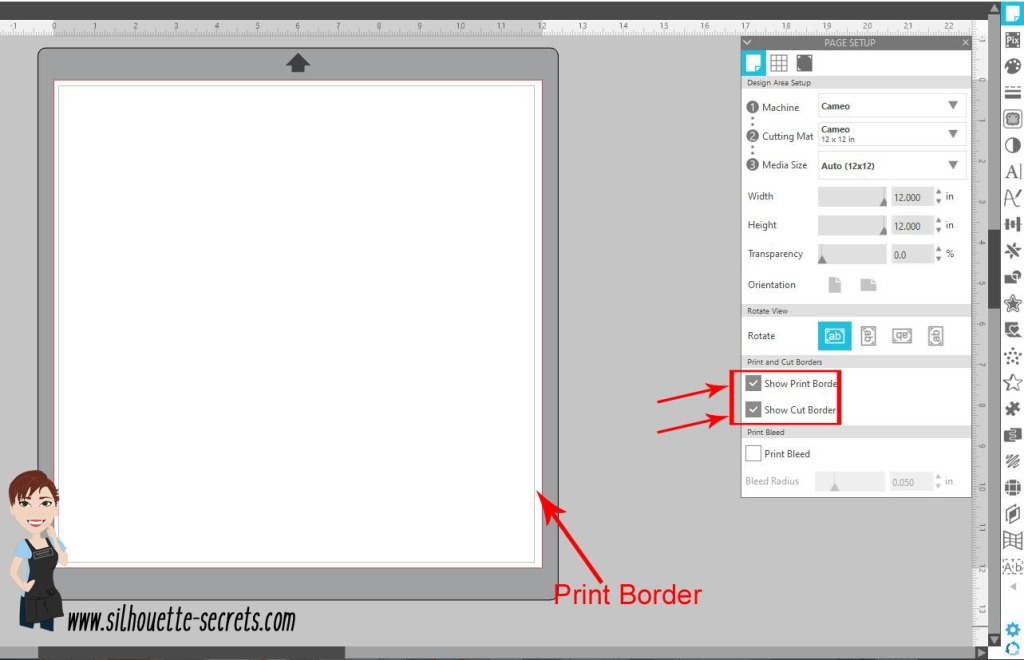 Print Border copy